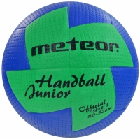 Minge pentru handbal Meteor NU AGE 1 albastru / verde 4064 pentru copii