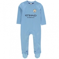 Team Football Sleepsuit de baieti Bebe