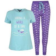 Miso Table Pyjama Set pentru Femei