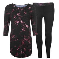 Firetrap Pyjama Set pentru Femei