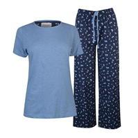 Rock and Rags Table Pyjama Set pentru Femei