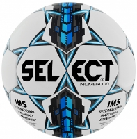 Minge fotbal Select Numero 10 IMS 2015 alb albastru 9467