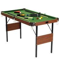 Pot Black Black 4ft 6 Championship Snooker Table