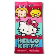 Prosop De Baie Sau Plaja 70x140cm Special Hello Kitty