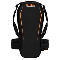 No Fear Soft Back Protector