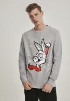 Pulovere Craciun Bugs Bunny deschis-gri Merchcode