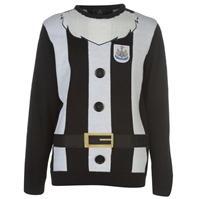 NUFC Newcastle United Christmas Jumper pentru Barbati