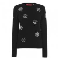 Star Christmas Knit Jumper pentru Femei