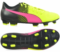 Ghete de fotbal PUMA EVO POWER 4.3 FG / 103585 01 barbati