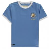 Tricou Puma Manchester City 125th Anniversary Junior