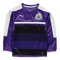 Puma Newcastle United Sweat Tops Junior