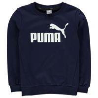 Puma No1 Crew Sweat Jnr74