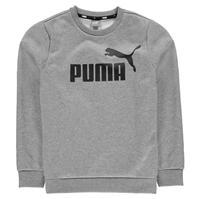 Bluze trening Puma No 1 Crew de baieti Junior
