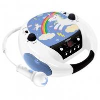Radio Cd-player Cu Microfon Bigban