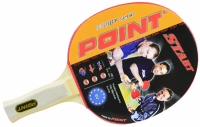 Paleta pentru ping pong POINT START cu husa