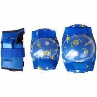 Role Protective Gear pentru Mechanics B4B11B14 albastru pentru copii