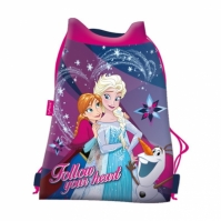 Saculet Fitness Disney Frozen Follow Your Heart