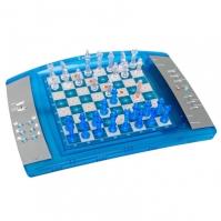 Sah Electronic Cu Efecte De Luminare Chesslight