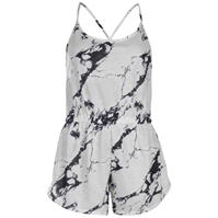 Firetrap Blackseal Beach Playsuit