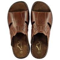 Sandale Kangol Slide pentru Barbati maro