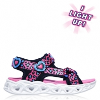 Sandale Skechers Savvy Light Up de fete Bebe
