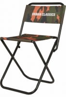 Camping Chair potocaliu neon-camuflaj Urban Classics