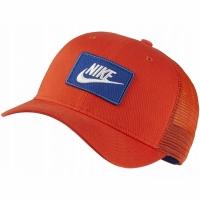 Sepci Nike U NSW CLC99 Trucker portocaliu AQ9879 891