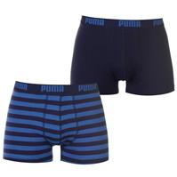Boxeri Pantaloni scurti Puma Stripe 2 Pack pentru Barbati