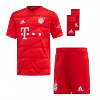 adidas Bayern Munich Home Mini Kit 2019 2020