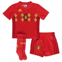 adidas Belgium Home Mini Kit 2018