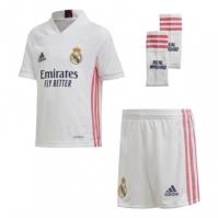adidas Real Madrid Home Mini Kit 2020 2021