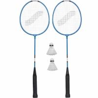 Set Badminton Stiga Hobby HS 2 Rockets 2 Ailerons barbati