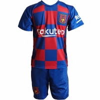Set fotbal Replica Griezmann Barcelona visiniu 201920 copii