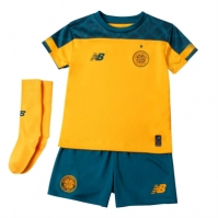 New Balance Celtic Away Mini Kit 2019 2020