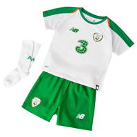 New Balance Ireland Away Mini Kit 2018 2019