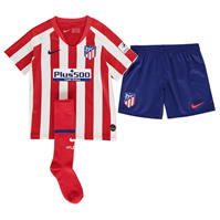 Nike Atletico Madrid Home Mini Kit 2019 2020