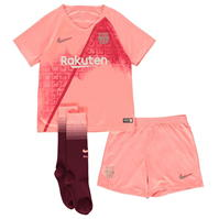 Nike Barcelona Third Mini Kit 2018 2019