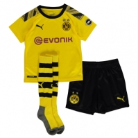 Puma Borussia Dortmund Home Mini Kit 2019 2020