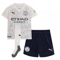 Puma Manchester City Third Mini Kit 2020 2021