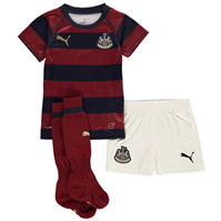 Puma Newcastle United Away Mini Kit 2018 2019