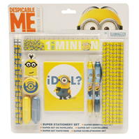 Character 16pc Stationery Set