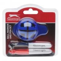 Slazenger Ball Align Marker and Pen Set