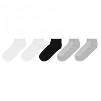 Adidasi Sosete Lonsdale 5 Pack pentru Barbati