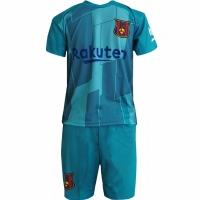 Set Sport Replica Messi Barcelona 201920 verde