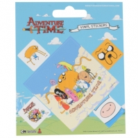 Character Vinyl Sticker Set