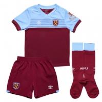 Umbro West Ham United Home Mini Kit 2019 2020
