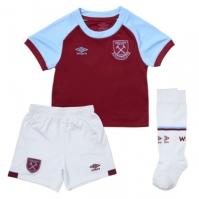 Umbro West Ham United Home Mini Kit 2020 2021