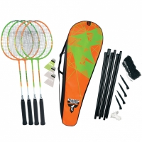 Setul De Badminton Talbot Torro 4 Attacker Plus 449506