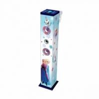 Sistem Karaoke Copii Buetooth Cu Microfon Disney Frozen 2x20 W 100 Cm