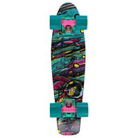 Skateboard Penny 22 Inch Graphic Wrap